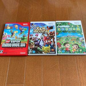 Wiiソフト Nintendo ニンテンドー ゲームソフト 任天堂 Wii
