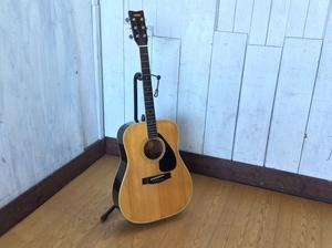 【YAMAHA/ヤマハ/アコースティックギター/フォークギター/オレンジラベル/FG-201B】弦楽器バンド演奏クラシックガット