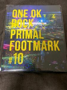 ONE OK ROCKPRIMAL FOOTMARK #10