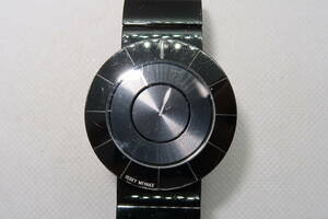 ♪♪ISSEI MIYAKE イッセイミヤケ VJ20-0010 クォーツ メンズ 腕時計♪♪