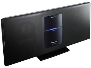 ★★展示品 パナソニック D-dock SC-HC05-K [ブラック]Bluetoothに対応した薄型オーディオ★★