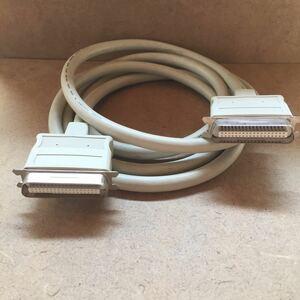 SCSI ケーブル 36ピンメス-36ピンメス 約2m