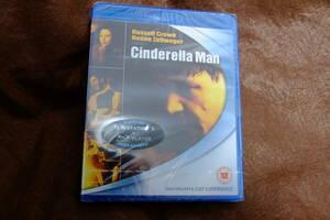 未開封新品 英盤 Blu-ray 日本語字幕なし 国内再生可 シンデレラマン ラッセル・クロウ レネー・ゼルウィガー