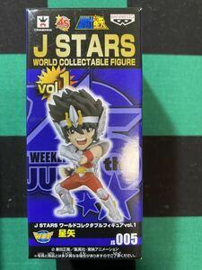 J STARS☆ワールドコレクタブルフィギュア ☆vol.1☆星矢☆JS005