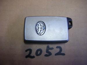 平成19年 エスティマ アエラス DBA-ACR50W 純正 純正 スマートキー キーレス 鍵 カギ 両側パワースライドドア