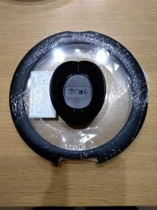 【未使用】ティファール(T-fal)バタフライガラスぶた16cm