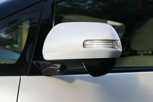 データシステム SCK-42E3A LED内蔵タイプ 車検NG 車種別サイドカメラキット エスティマ(ACR5*W・GSR5*W)(H18.1~)