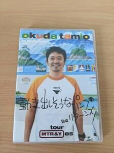 DVDパンフレット 奥田民生 動き出しそうなパンフRe:リターンズ/TOUR MTRY-2005/ふるえる写真集/ツアーグッズ/ユニコーン/D321553