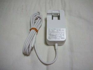 ◆中古品 au KDDI 純正 TypeC Type-C 共通 ACアダプタ 02 0602PQA◆充電器 スマホ ホシデン