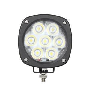 ノイズレス 35W バックランプ LED作業灯 ワークライト 広角 サーチライト 路肩灯 補助灯 タイヤ灯 12v 24v 投光器 集魚灯 4035F