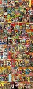 漫画コミックで英会話 アメコミ 5000冊DVD アメリカ英語留学受験ビンテージヴィンテージ入手困難激レアコレクション収集サンプルデータ素材