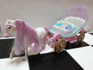 ※安心匿名配送※ レア★ Barbie バービー 馬車 馬