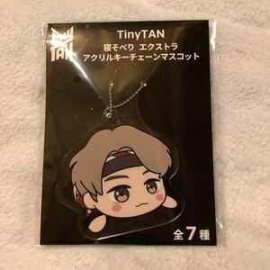 TINYTAN Thai knee tongue BTS BT21tete.... acrylic fiber key holder