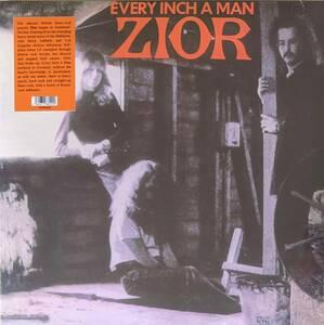 Zior ズィオール (Barry Skeels = Iron Maiden) - Every Inch A Man 限定再発アナログ・レコード