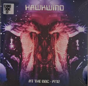 Hawkwind ホークウインド - At The BBC - 1972 Record Store Day 2020 5,000枚限定二枚組アナログ・レコード