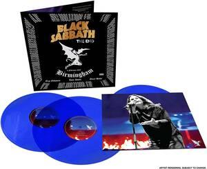 Black Sabbath ブラック・サバス - The End (4 February 2017 - Birmingham) 限定三枚組ブルー・カラー・アナログ・レコード