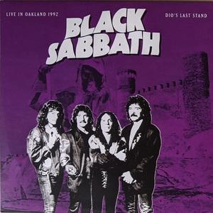 Black Sabbath ブラック・サバス - Live In Oakland 1992 - Dio's Last Stand 限定二枚組ホワイト・カラー・アナログ・レコード