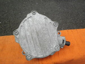 A8 A7 A6 CGW エンジン バキュームポンプ 中古品