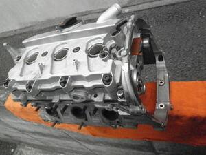 A8 A7 A6 CGW V6 3.0L シリンダーヘッド カム バルブ インジェクター 左バンク セット 左側 中古品