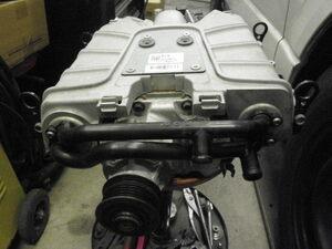 A8 A7 A6 CGW V6 3.0L スーパーチャージャー 中古品