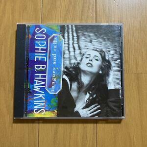 ◯《輸入盤》【ソフィー・B. ホーキンス】『tonges and tails』CD☆☆