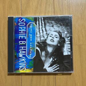 ◯《帯付》【ソフィー・B. ホーキンス】『tonges and tails』CD☆