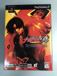 PS2 THE KING OF FIGHTERS'94 RE-BOUT [限定版] 未使用品