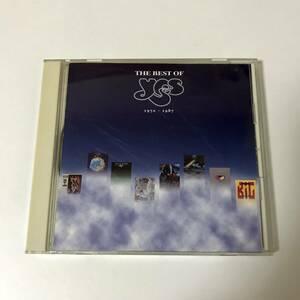 【送料無料】 yes / THE BEST OF YES(1970-1987) 国内盤 ロック プログレ