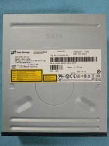 日立LG GDR-H20N DVD-ROMドライブ SATA接続