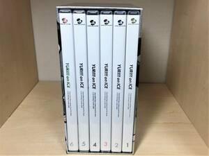 ■送料無料■ Blu-ray ユーリ!!! on ICE 初回限定版 全6巻セット (全巻収納BOX付き)
