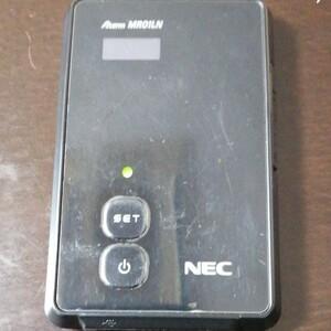 NEC Aterm MR01LN