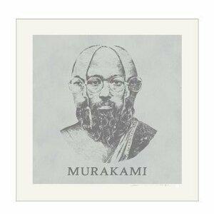 新品未開封 正規品 村上隆 シルクスクリーンTakashi Murakami × SAINT M×××××× カイカイキキ ED100 世界100個限定