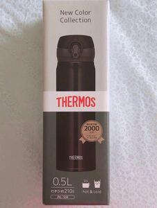 ★期間限定お値下げ THERMOS サーモス 真空断熱 ケータイ マグボトル 500ml 黒色 赤、ピンク、柄付き白色への変更可能