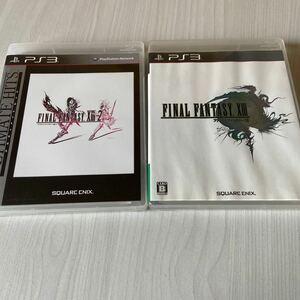 【PS3】 ファイナルファンタジーXIII とXIII-2