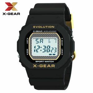 クラシックデジタルウォッチユニセックス腕時計スポーツウォッチ 31