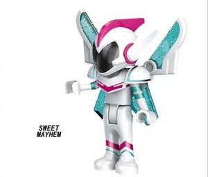 1体 sweet mayhem ムービー ミニフィグ LEGO 互換 ブロック ミニフィギュア レゴ 互換 k