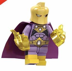 1体 ミステリオ マーベル アベンジャーズ ミニフィグ LEGO 互換 ブロック ミニフィギュア レゴ 互換 a
