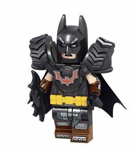 1体 バットマン ムービー dcコミック ミニフィグ LEGO 互換 ブロック ミニフィギュア レゴ 互換 k
