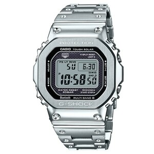 カシオCASIO Gショック ジーショック G-SHOCK Bluetooth搭載 電波 ソーラー メンズ 腕時計 GMW-B5000D-1JF【国内正規品】
