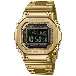 カシオCASIO Gショック ジーショック G-SHOCK Bluetooth搭載 電波 ソーラー メンズ 腕時計 GMW-B5000GD-9JF【国内正規品】