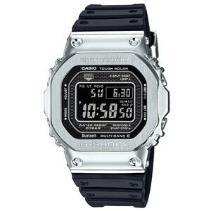 カシオCASIO Gショック ジーショック G-SHOCK Bluetooth搭載 電波 ソーラー メンズ 腕時計 GMW-B5000-1JF【国内正規品】