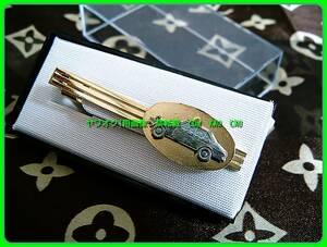 ◆ レア レトロ パトカー デザイン ネクタイピン 未使用 検索 旧車 PC 警視庁 警察グッズ 昭和 アンティーク