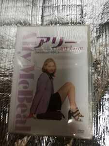 アリー シーズン1 vol. 2 DVD 中古
