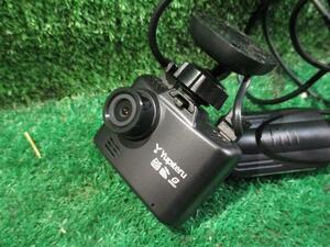 社外ドライブレコーダー ユピテル ADR-200C シガー電源付 ドラレコ カメラ 中古 Y02101006915850