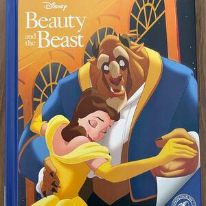 美女と野獣 絵本 Beauty and the Beast 英語 ディズニー