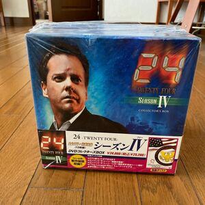 24−TWENTY FOUR−シーズンIV DVDコレクターズBOX/キーファーサザーランド