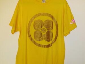 ★ももいろクローバーZ 天下を取るためのTシャツ 復刻版 イエロー Mサイズ