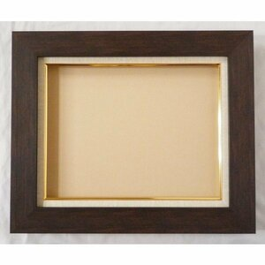 油絵額縁 油彩額縁 樹脂製フレーム 油彩額と泥足とケース(仮縁仕上げ) プラスム (8151) サイズM50号