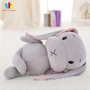 Newborn Baby подушка фаршированная игрушка малыш дети кролика детская комната украшения комнаты