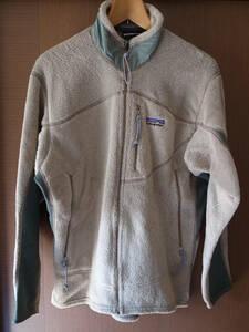 【希少】パタゴニア R2 ジャケット レトロカーキ 2002年 FALL モデル Patagonia Jacket retro khaki M 参考R4 バギーズショーツ